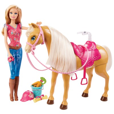 Boneca-Barbie-Family-Barbie-com-Cavalo-Mattel-BJX85_01