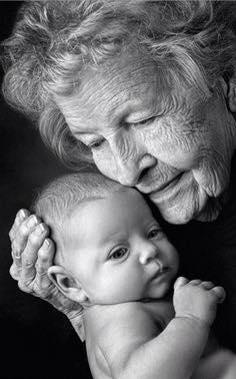 Mãe, avó