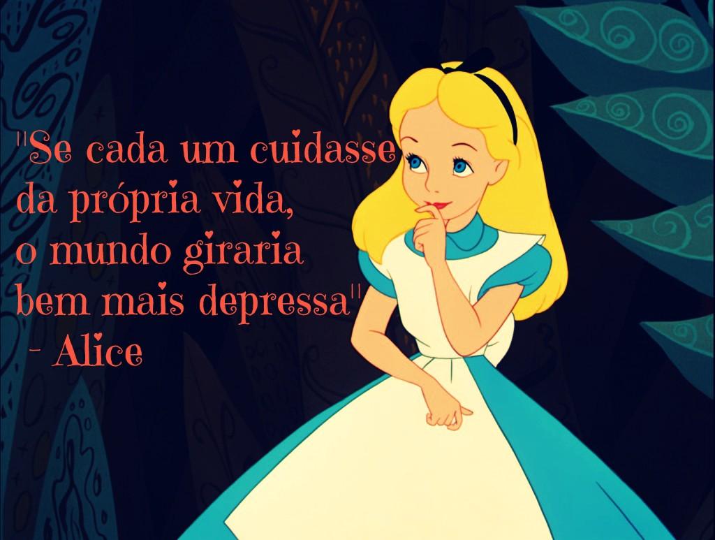 Alice - Disney