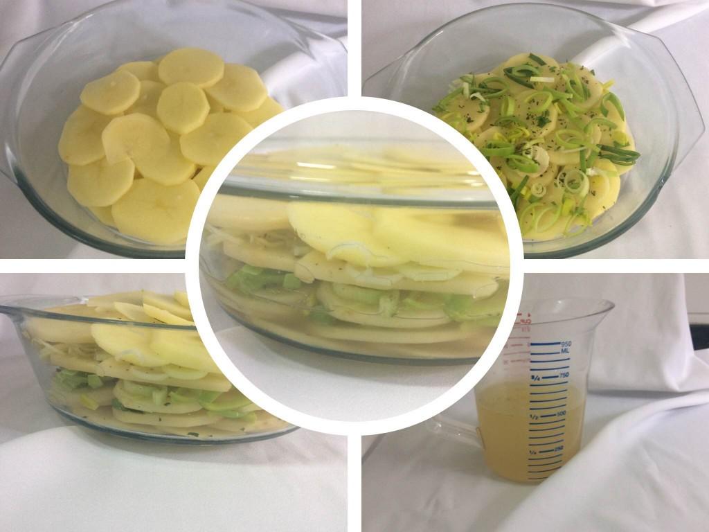 Batata Boulangere