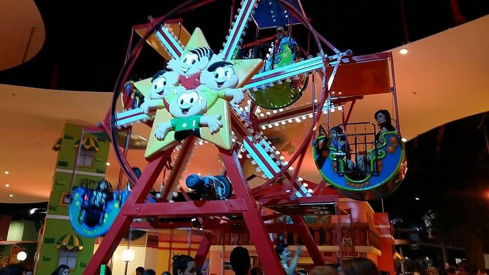 Parque da Mônica apresenta musical criado especialmente para o Natal