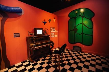 Sala de música do Castelo