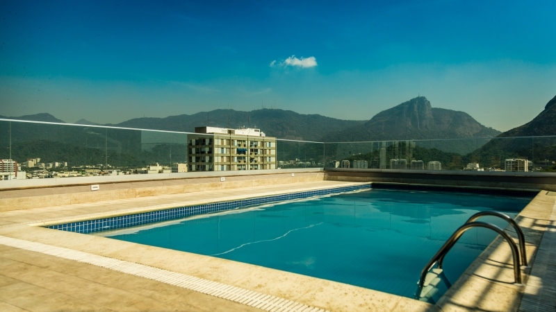 Piscina Ipanema Plaza Hotel_Crédito WagnerZiegelmeyer