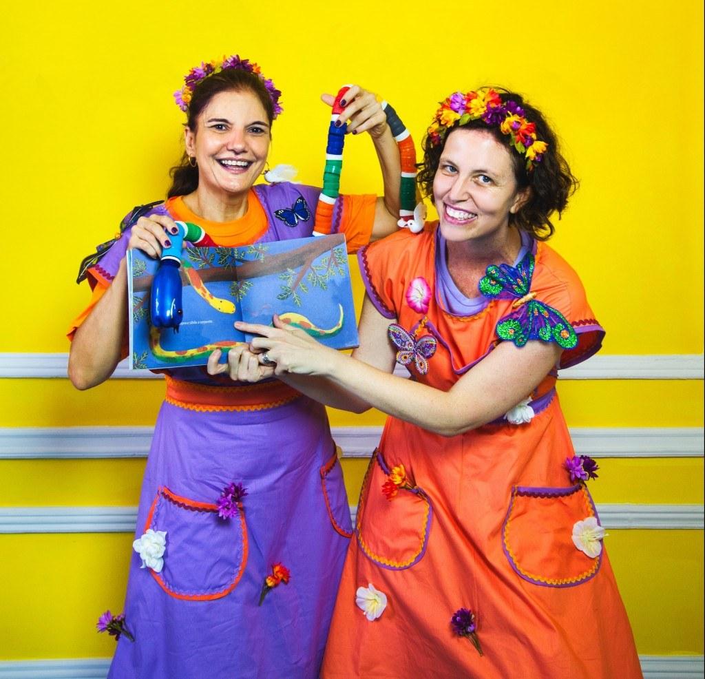 Era uma vez bebês 02 Marcela Terry e Roberta Consort- Foto Marina Andrade