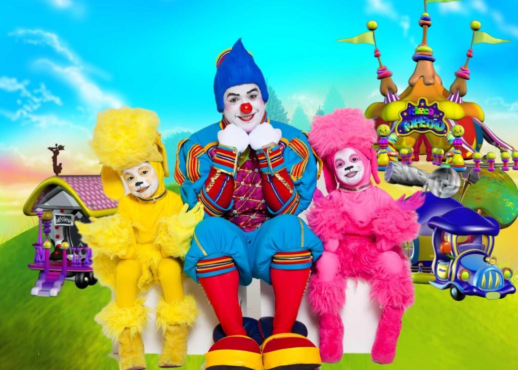 circo do topetao