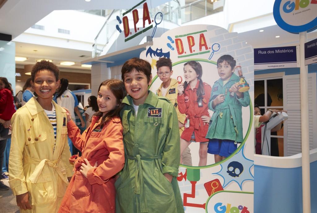 O sucesso da TV 'Detetives do Prédio Azul' chega ao West Shopping_Crédito Ju Coutinho