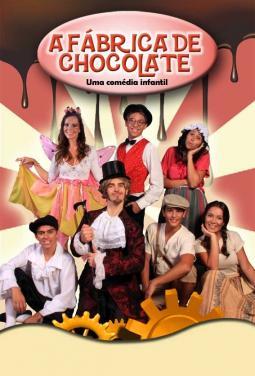 A Fábrica de Chocolate